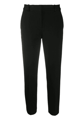Theory cropped tailored trousers - Black