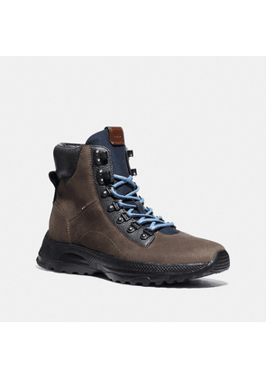 City Hiker Boot in Grey - Size 8 D