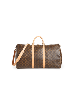 What Goes Around Comes Around LV Mono Keepall Bando 60 Bag
