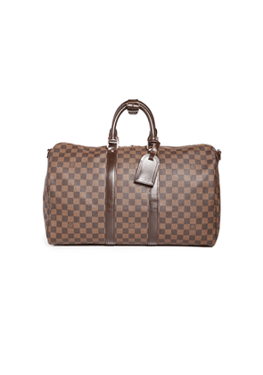 What Goes Around Comes Around LV Damier Ebene Kpallbandouliere 45