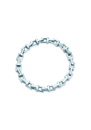 Tiffany T chain bracelet in sterling silver, small