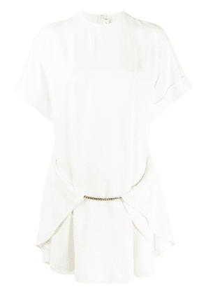 Victoria Beckham relaxed-fit blouse - White