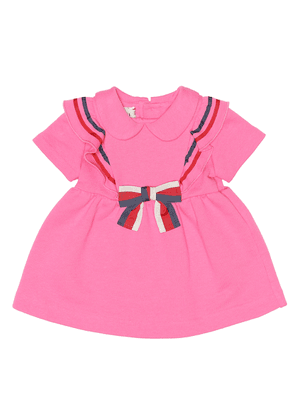 Baby cotton jersey dress