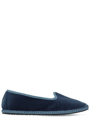 10mm Velvet Loafers