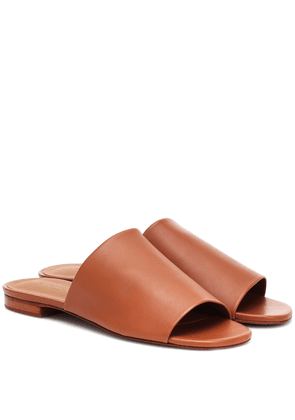 Itou leather sandals