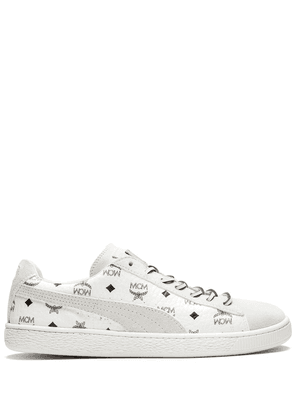 Puma classic low-top sneakers - White