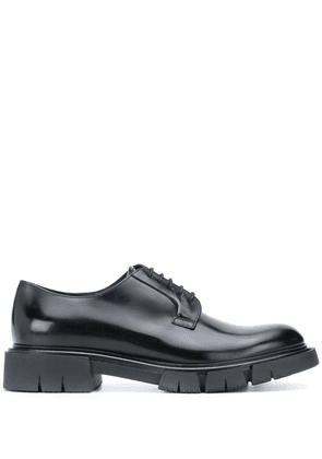 Fratelli Rossetti chunky sole derby shoes - Black