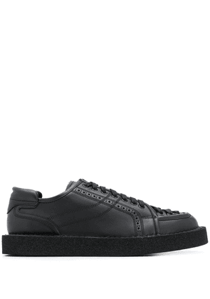 Dolce & Gabbana lace-up shoes - Black