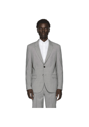 Hugo Grey Houndstooth Blazer
