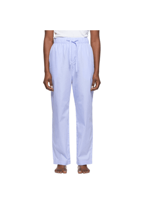 Tekla Blue Pyjama Pants