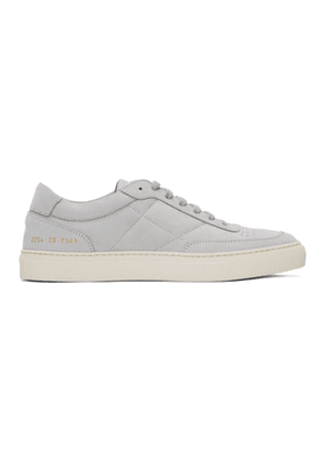 Common Projects Grey Resort Classic Sneakers