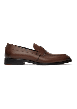 Hugo Brown Midtown Loafers