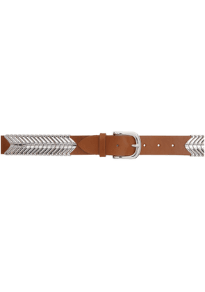 Isabel Marant Tan Tehora Belt