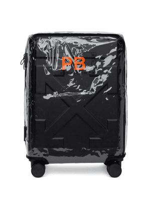 Off-White Black Arrows Trolley Suitcase