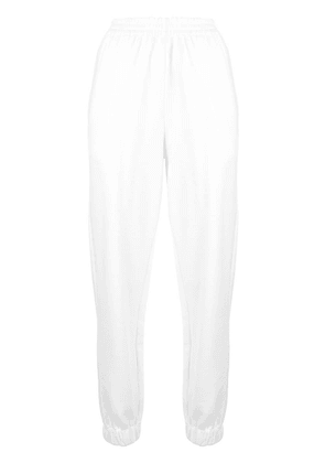 Sir. casual track pants - White