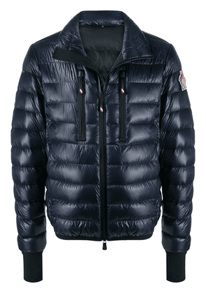 Moncler Grenoble quilted puffer jacket - Blue