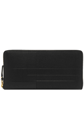 Comme des Garcons SA0110LS Intersection Large Wallet