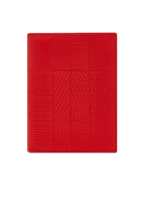 Comme des Garcons SA0641LS Intersection Wallet