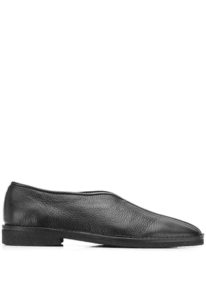 Lemaire slip-on brogues - Black