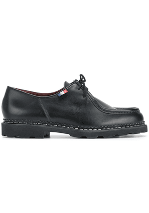 Paraboot lace up loafers - Black