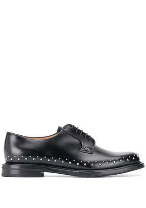 Church's studded lace-up shoes - Black