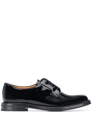 Church's patent leather lace-up shoes - Black