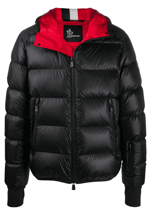 Moncler Grenoble quilted down jacket - Black