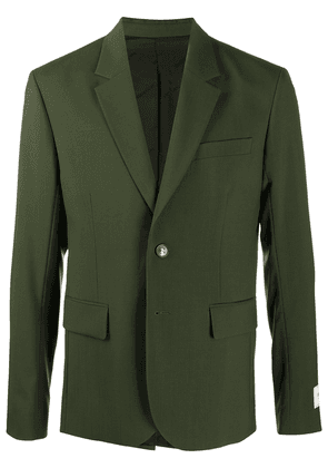 Zadig & Voltaire single-breasted fitted blazer - Green