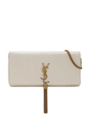 Kate 99 Baguette Leather Bag W/ Tassel
