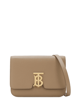 Small Tb Leather Shoulder Bag