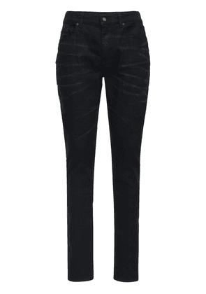 16cm Skinny Stretch Cotton Denim Jeans