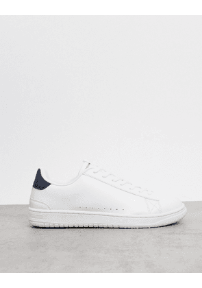 ASOS DESIGN trainers in white