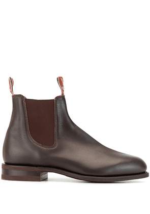 R.M.Williams Comfort Craftsman Chelsea boots - Brown
