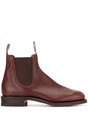 R.M.Williams Rickaby boots - Brown