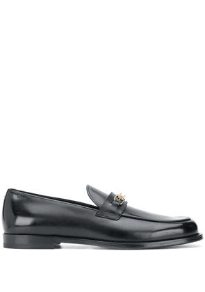 Bally B-detail loafers - Black