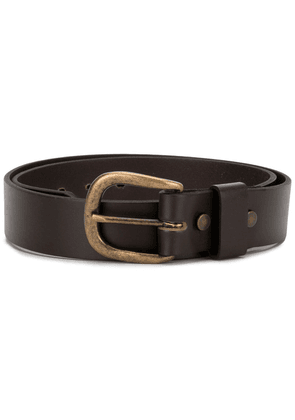 R.M.Williams traditional belt - Brown