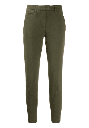Dondup slim fit chinos - Green