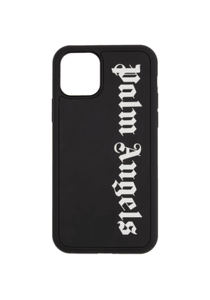 Palm Angels Black Logo iPhone 11 Pro Case