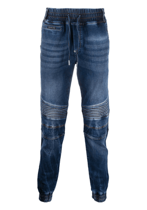 Philipp Plein slim-fit slim-fit jeans - Blue