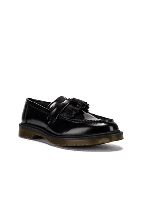 Dr. Martens Adrian in Black - Black. Size 11 (also in 12).