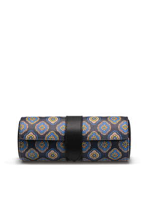 Smythson Panama Watch Roll