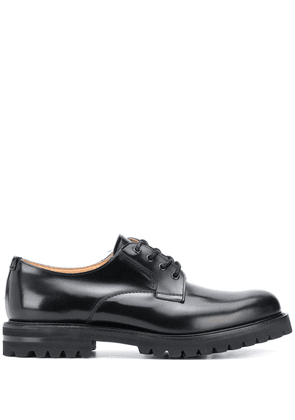 Church's chunky sole lace-up shoes - Black