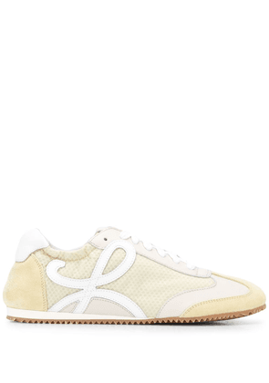 Loewe Ballet low-top sneakers - Yellow