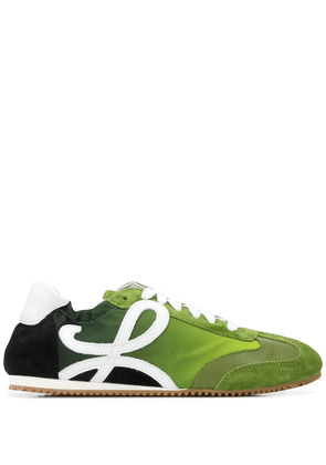 Loewe Ballet runner low-top sneakers - Green