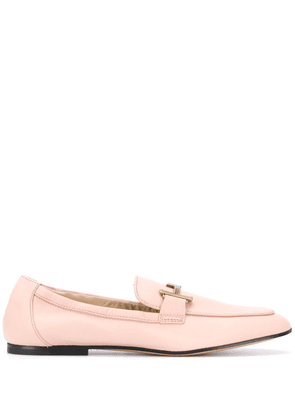 Tod's Double T loafers - PINK