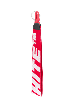 Off-White 2.0 Industrial key holder - Red