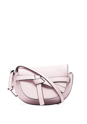 Loewe mini Gate crossbody bag - PINK