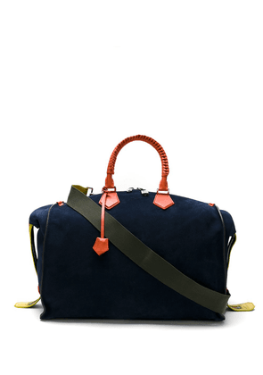 Dolce & Gabbana leather holdall - Blue