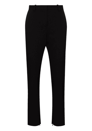 Versace slim-fit tailored trousers - Black