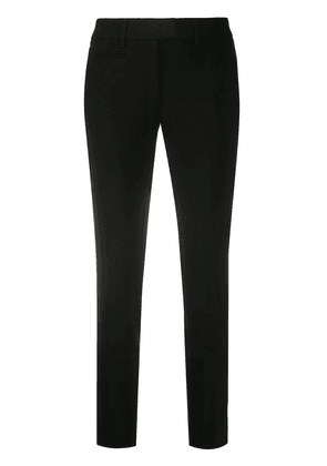 Dondup slim-fit plain trousers - Black